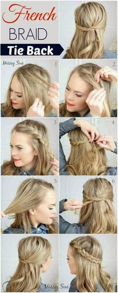 French Braid Hairstyle Little Girls img58d35db9c8ee7eea7
