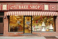 i would like a little bakery one day