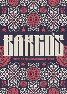 Bargo's by Warsheh , via Behance