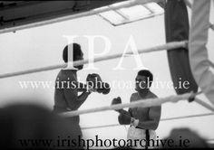 Image Ali vs Lewis Boxing at Croke Park Croke Park, Muhammad Ali, Dublin Ireland, Photo Archive, Boxing, Irish, Shots, Pictures, Image