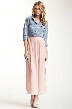 Daniel Rainn Maxi Skirt by Non Specific on @HauteLook