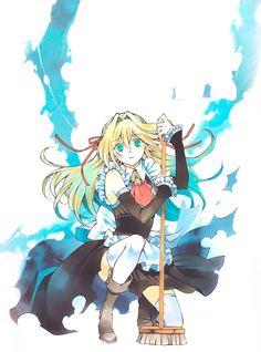 "Ada Vessalius I wanna read "" Maidora Hearts "" TToTT . Manga Art, Manga Anime, Anime Art, Anime Couples Manga, Cute Anime Couples, Anime Girls, Vanitas, Lewis Carroll, Pandora Jewelry"
