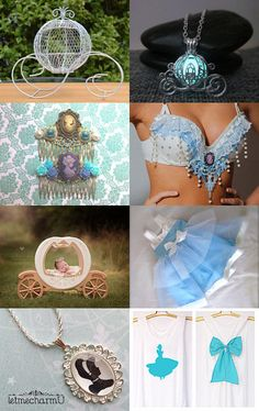 Cinderella at the ball by rhiannon pickett on Etsy--Pinned with TreasuryPin.com
