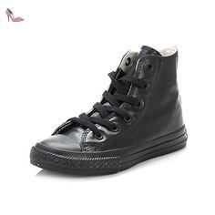Converse Chuck Taylor All-star Rubber Noire Noir 30 - Chaussures converse (*Partner-Link)