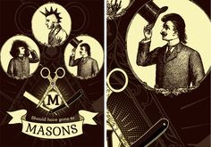 Masons Hairdressing - Things on Fire