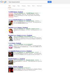Google: resultados de búsqueda con imágenes (prueba)