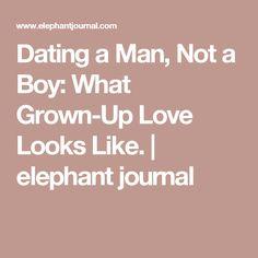 Elephant journal internet dating