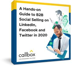 A Hands-on Guide to B2B Social Selling on LinkedIn, Facebook and Twitter in 2020 Selling Skills, Lead Nurturing, Marketing Automation, Competitor Analysis, Lead Generation, Social Media Marketing, The Help, Hands, Facebook