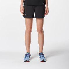 2443547f5b6 Dámské běžecké šortky Run Dry černé Kraťasy Na Běhání