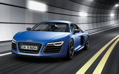 It's safe to say we're liking the new Audi R8