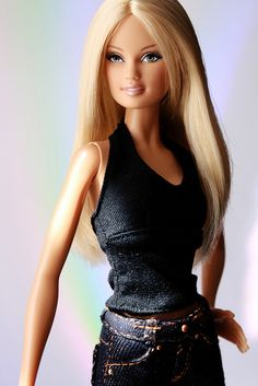 City Girl Barbie, Flickr