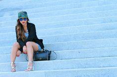 Yankees Hat Yankees Hat, New York Yankees, Bucket Hat, Fall Winter, Women's Fashion, Hats, World, Style, Bob