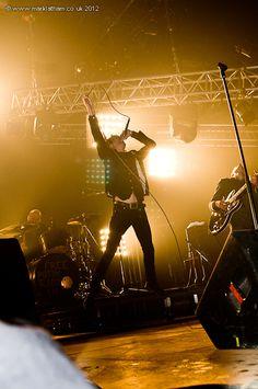 Refused - HellFest France 2012
