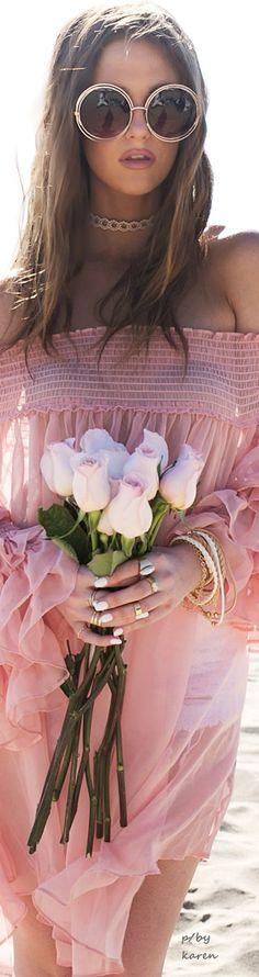 Haute and Rebellious ≫∙∙☮ Bohème Babe ☮∙∙≪• ❤️ by Babz™ ✿ιиѕριяαтισи❀ #abbigliamento #bohojewelry #boho