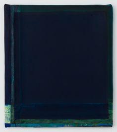 Julia Rommel, Friday Night, 2014 Oil on linen, 17 x 15 inches