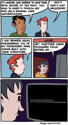 Data security these days - 9GAG