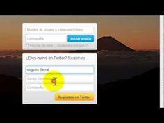 ▶ Tutorial de twitter y su uso educativo - YouTube