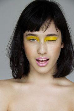 Teenage Dream - XO Magazine  Photography - John Cubillan, Model : Lydia Graham @ Models 1  Makeup/Nails : Tabby Casto Hair : Takuya Morimoto