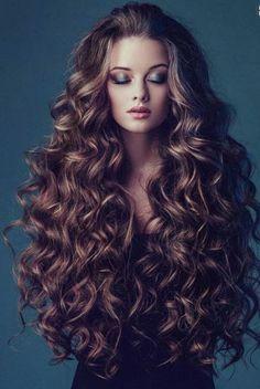 Long Curly Hair, Big Hair, Curly Hair Styles, Natural Hair Styles, Thick Hair, Curly Afro, Super Long Hair, About Hair, Great Hair
