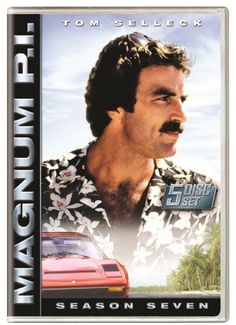 Thomas Magnum (Tom Selleck) is a private investigator who works as part of a security team in the palatial mansion of millionaire businessman Robin Masters. Using his luxurious surroundings as his bas