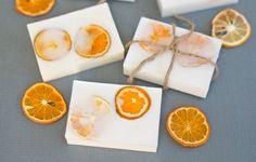 Goat Milk Citrus Soap