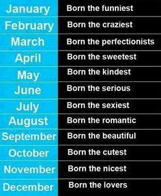 Born.....