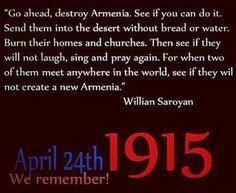 "Genocide Armenia - PLEASE VISIT PINS ""ARMENIANS - VINTAGE"""