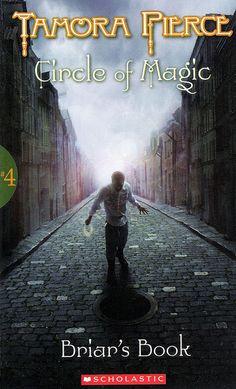 Briar's Book by Tamora Pierce (Book 4, Circle of Magic)