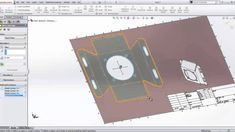 SolidWorks Sheet Metal: 2D to 3D