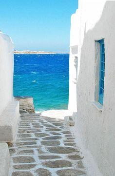 ♔ Mykonos ~ Greece  <3