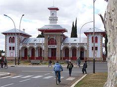 Antsirabe - gare centrale