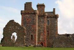 Scotland for the Senses:  Balvaird Castle