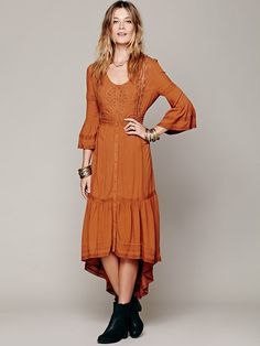 Free People Estelle Maxi Dress, £89.95