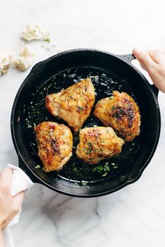 Honey Lemon Chicken /