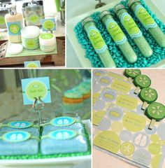 SPA Pamper Birthday Party  Coordinating Spa by andersruff on Etsy, $45.00