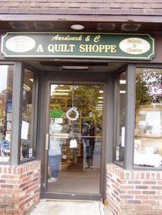 Aardvark & C Quilt Shop, Morris Plains, NJ