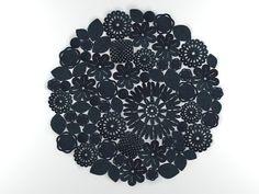 Crochet rotonda