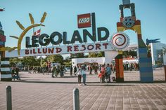 welcome to Legoland billund
