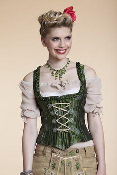 Bodice Berta, buy costumes Angermaier online