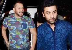 #RanbirKapoor make quick EXIT as soon as #SalmanKhan ENTERS party!!http://bit.ly/1p4lJY1 #Bollywood #BollywoodNews