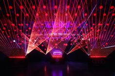 Our show production team created this laser & multimedia show for VW Open Days event in Bratislava in Equipment: 200 kinetic balls KVANT Atom Ro. Laser Show, Show Lights, Bratislava, Multimedia, Vw, Bulb, Gallery, Glass, Neon
