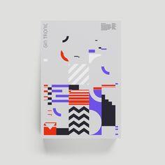 GT Remixes Minimal Illustrations | Abduzeedo
