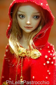 Enchanted Doll - Marina Bychkova | Flickr - Photo Sharing!
