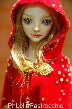 Enchanted Doll - Marina Bychkova |