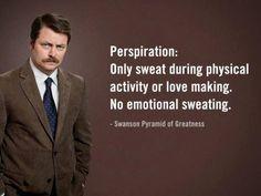 Perspiration