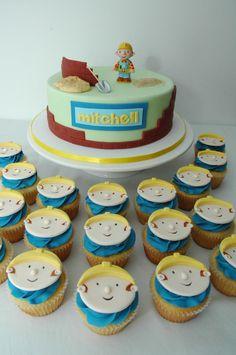 Bob the builder Cake :)