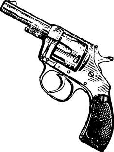Gun, Revolver, Pistol, Weapon - Free Image on Pixabay