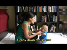 Row Row Row Your Boat - Baby Song with Lyrics and Actions - YouTube