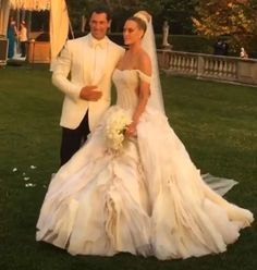 Peta Murgatroyd and Maksim Chmerkovskiy started their marriage off right! The Dancing With the Stars lovebirds tied the knot Saturday, July 8, at Oheka Castle in Long Island, New York. Chmerkovskiy's brother and fellow DWTS pro Val Chmerkovskiy served as best man. Other DWTS wedding guests included groomsman Tony Dovolani , bridesmaid Rumer Willis, Sharna Burgess, Jenna Johnson, Nyle DiMarco and Candace Cameron Bure — who all made sure to share snaps of the fairy tale ceremony and rocking…