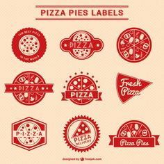 red-pizza-labels-collection_23-2147498583.jpg (626×626)